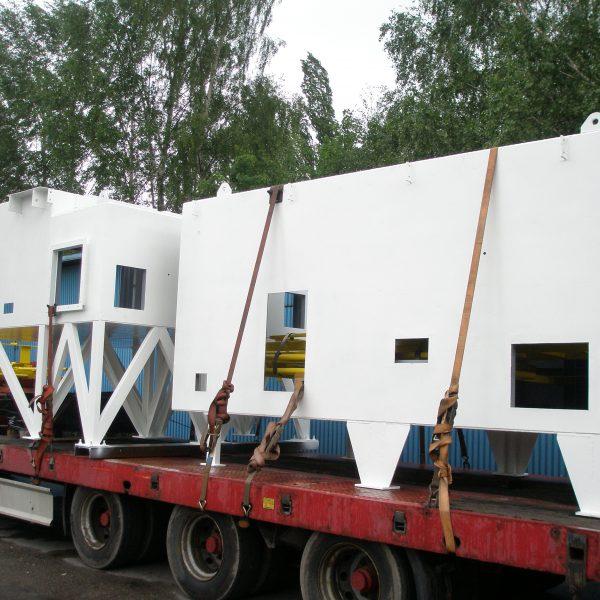 AIR LIQUIDE - obudowa kompresora 3