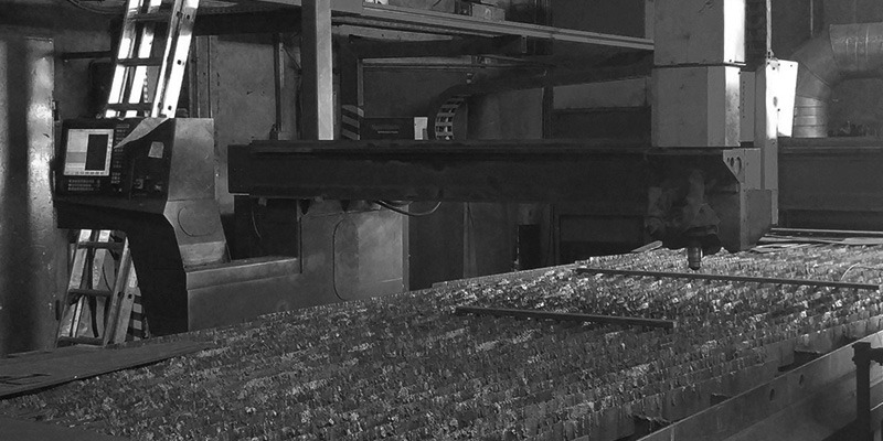 CNC wypalarka plazmowa 3D
